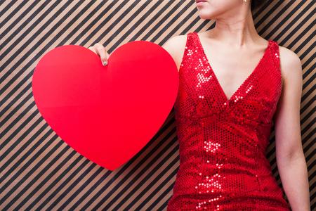 Women and Heart mark