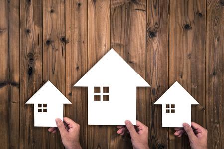 landlord: Residential image Stock Photo