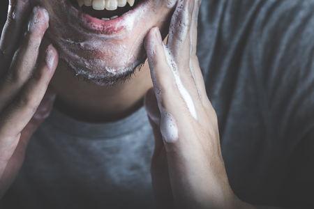 sex appeal: Men cleansing