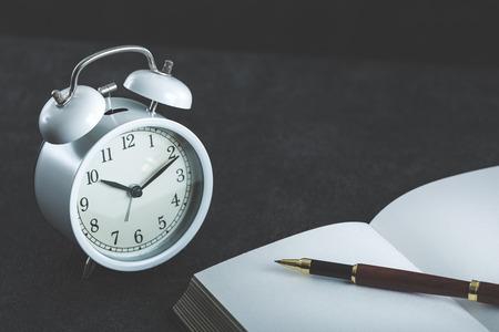 ongoing: alarm clock