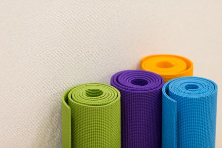 Yogamatte Standard-Bild