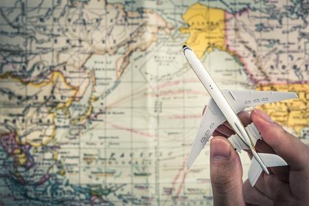 空気旅行イメージ
