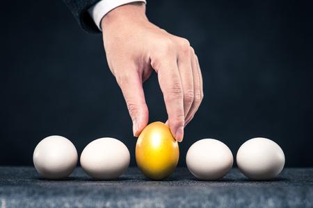 Gouden eieren, Lucky