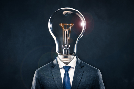 Inspiration businessman Imagens - 71861752