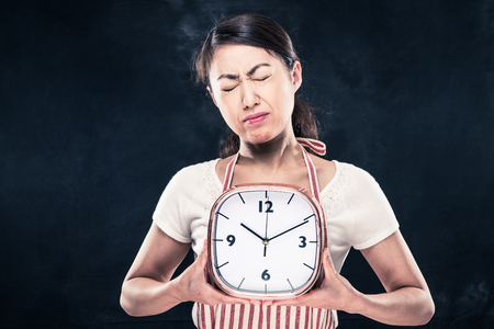 Housewife and time management trouble