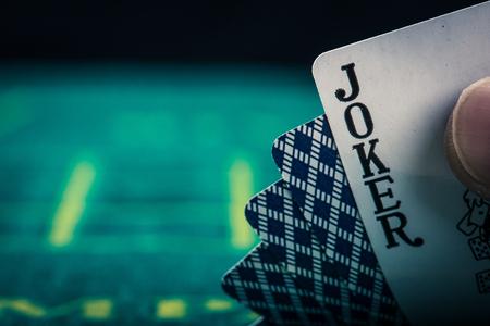 violation: Casino Poker