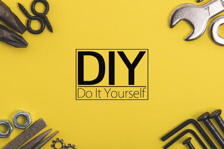 DIY image, tools