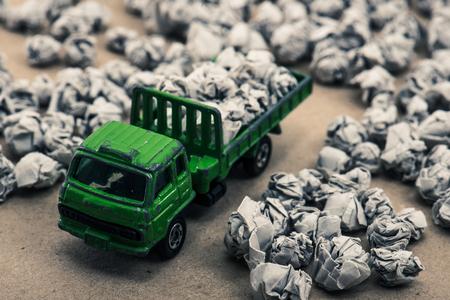Trash and track car