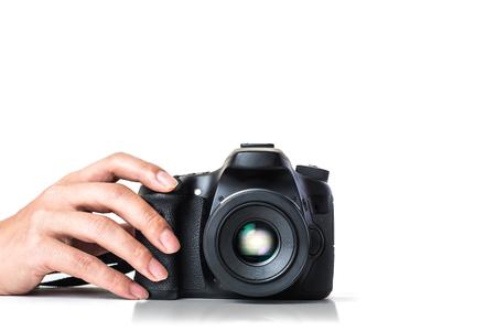 デジタル カメラ、デジタル一眼レフ 写真素材 - 77415631