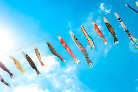 Carp streamers, Japanese culture