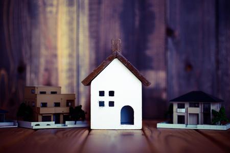 木の家モデル