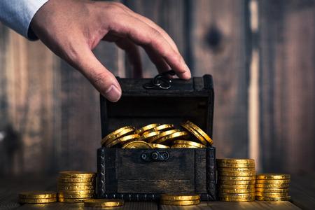 Money Stockfoto