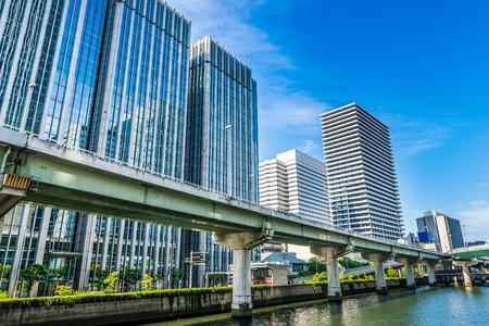 일본의 도시 풍경