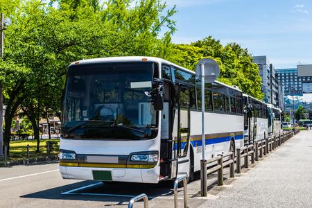 bus Standard-Bild
