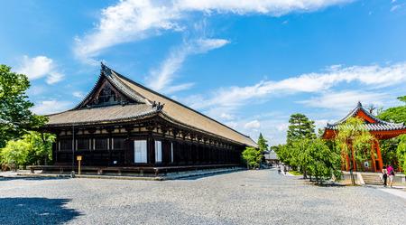 京都府京都市の三十三間堂