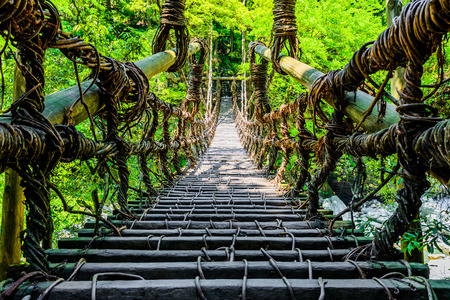 古い橋 写真素材