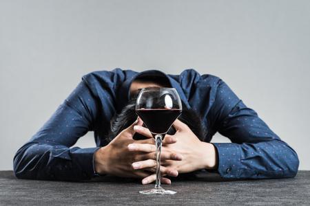 Drinking, men
