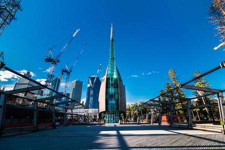 Glockenturm Perth Westaustralien