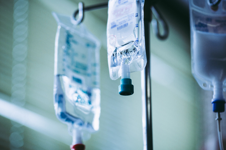 Infusion of a hospital