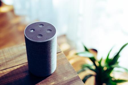 Elektronische apparatuur slimme luidspreker