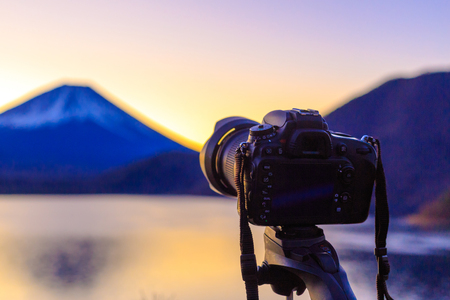 digital camera and landscape photography