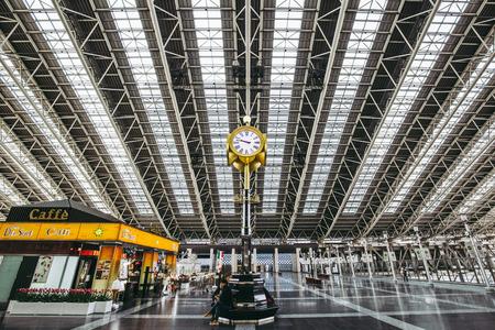 Osaka, Japan -  22 February 2018 - JR Osaka Station in Osaka of Japan.This is a station of West Japan Railway Company.