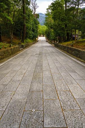 Izumo Taisha shrine in Shimane,Japan Stock Photo