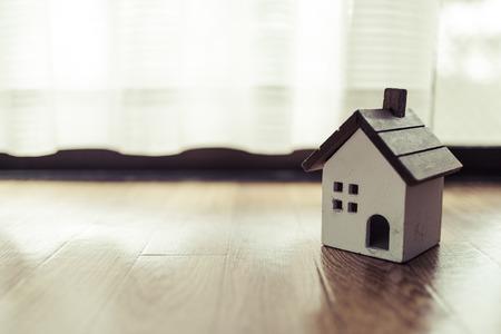 House model miniature