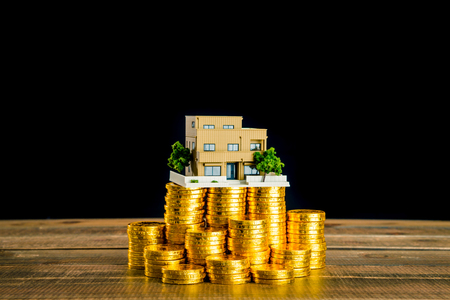 Residential model and money