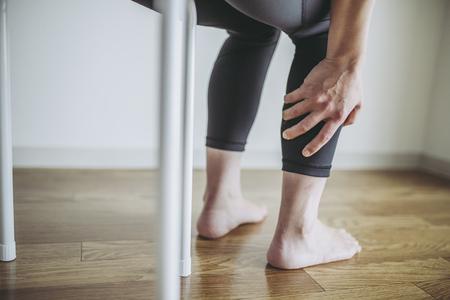 Womens calf pain