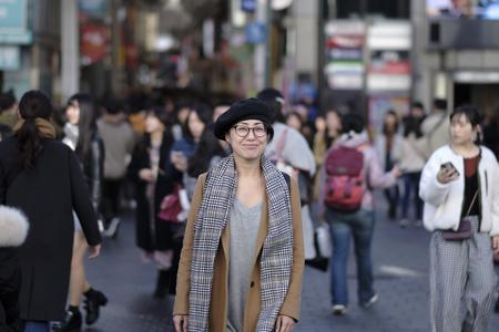 Osaka Travel and Asian Women