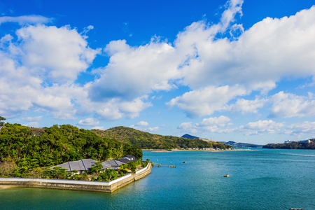 Scenery of Mie prefecture in Japan