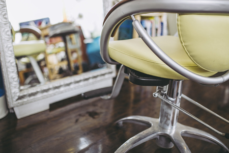 Beauty salon and interior Stok Fotoğraf