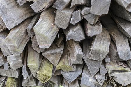 Firewood and plenty