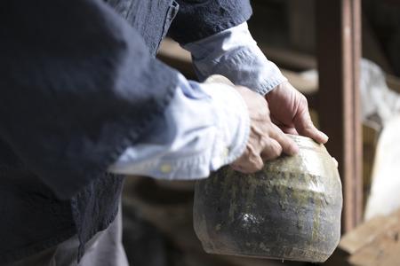 Ceramics and kiln