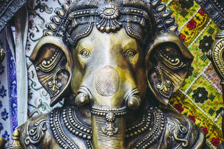 Elephant Buddha statue