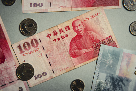 Republic of China and the dollar