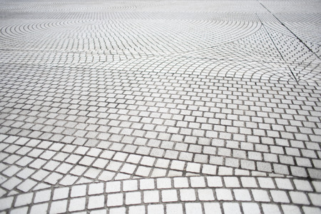 Square and tiles and textures