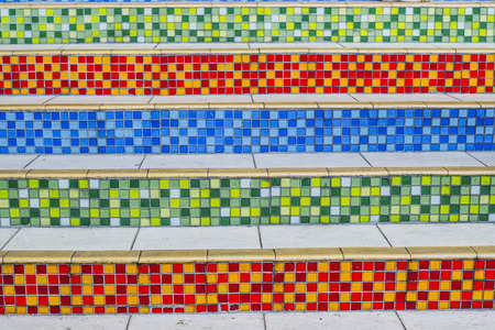Colorful and Tile
