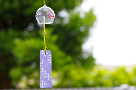 Japan and wind chimes