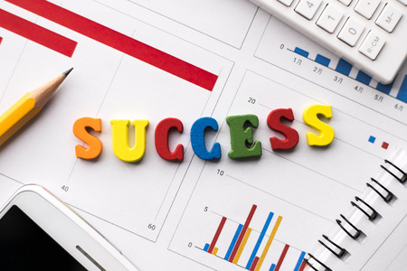 Business and success 写真素材