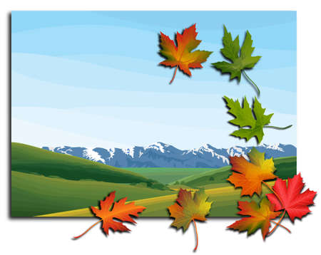 autumn Stock Vector - 18175676