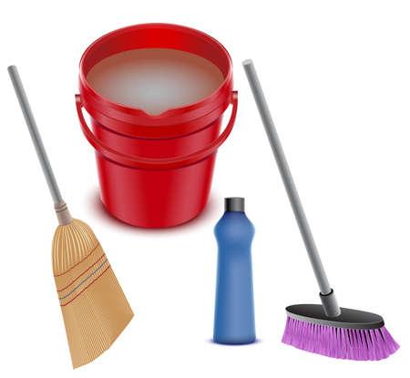 cleaning equipment: Macchine per la pulizia