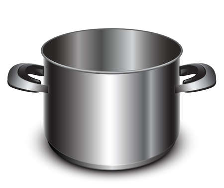 Stainless pot