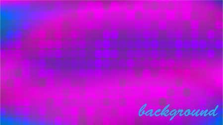 Purple business card energy design