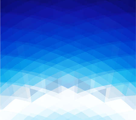 Abstract blue light template background Illustration