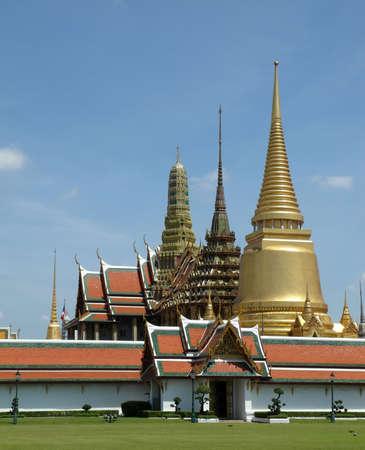 grand pa: Wat Phra Kaew, Bangkok, Thailand