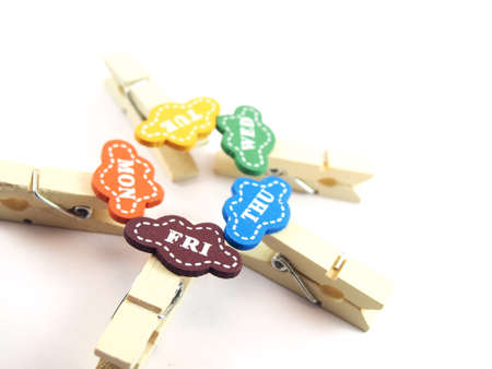 swarf: Wooden paper clips, stationery, school and office supplies
