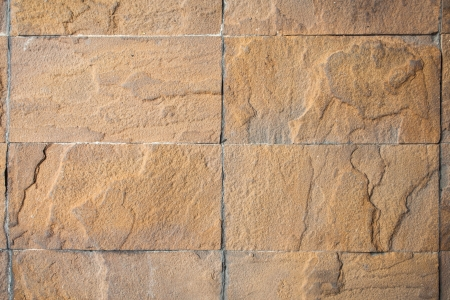 Texture of Sandstone  brick background