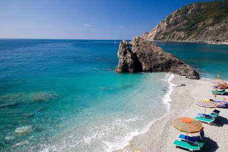 monterosso: Relax in the sun in Monterosso